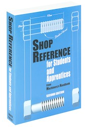 Shop Reference for Students & Apprentices