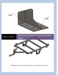 Design of Weldments using Solidworks 2014