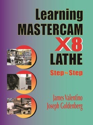 Learning MasterCAM X8 Lathe Step by Step