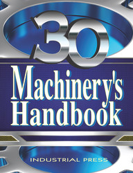 Machinery's Handbook, 30th Edition