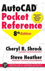 AutoCAD Pocket Reference, 8th Edition