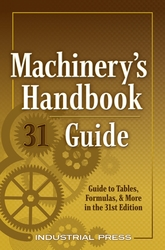 Machinery's Handbook 31 Guide