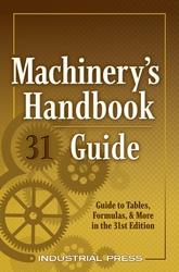 Machinery's Handbook 31 Guide
