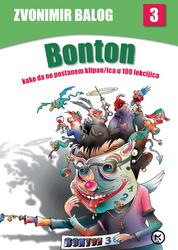 Bonton knjiga treća