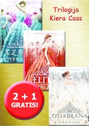 Trilogija Kiera Cass
