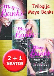 Trilogija Maye Banks