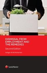 Dismissal from Employment and the Remedies