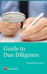 Guide to Due Diligence