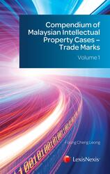 Cover image of Compendium of Malaysian Intellectual Property Cases