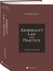 Cover image of Admiralty Law and Practice, Third Edition