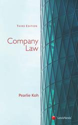 Company Law (Third Edition)