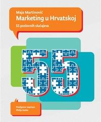 Cover image of Marketing u Hrvatskoj