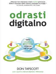 Cover image of Odrasti digitalno