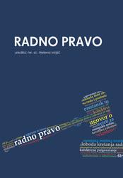 Cover image of Radno pravo