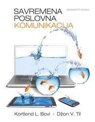 Cover image of Savremena poslovna komunikacija - srpski jezik (ekavica)