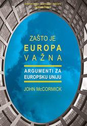 Cover image of Zašto je Europa važna