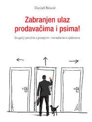 Cover image of Zabranjen ulaz prodavačima i psima