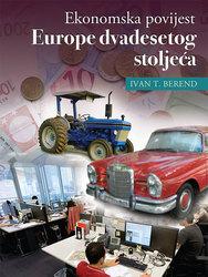 Cover image of Ekonomska povijest Europe 20. stoljeća