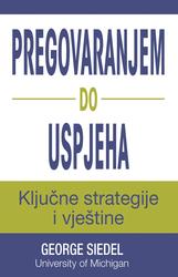 Cover image of Pregovaranjem do uspjeha