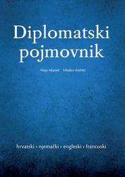 Cover image of Diplomatski pojmovnik
