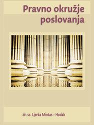 Cover image of Pravno okružje poslovanja