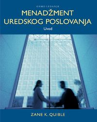 Cover image of Menadžment uredskog poslovanja