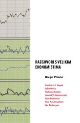 Cover image of Razgovori s velikim ekonomistima