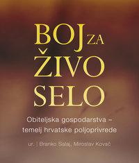 Cover image of Boj za živo selo