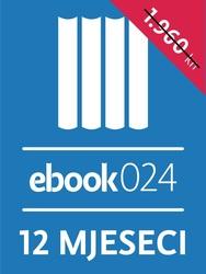 Godišnja pretplata ebook024