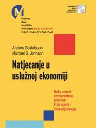 Cover image of Natjecanje u uslužnoj ekonomiji