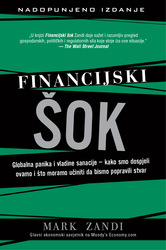 Cover image of Financijski šok