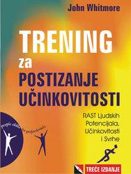 Cover image of Trening za postizanje učinkovitosti
