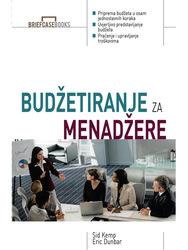 Cover image of Budžetiranje za menadžere