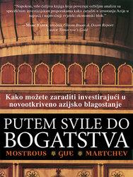 Cover image of Putem svile do bogatstva