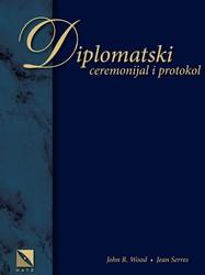Cover image of Diplomatski ceremonijal i protokol