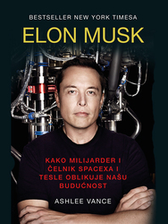 Cover image of Elon Musk