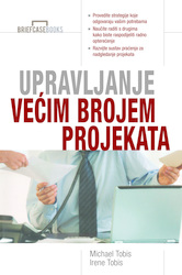 Cover image of Upravljanje većim brojem projekata