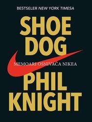 Cover image of Shoe Dog audio