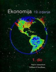 Cover image of EKONOMIJA, 19. izdanje - Mikroekonomija