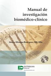 Manual de investigación biomédico-clínica