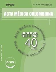 (COLOMBIA-ACMI) Revista Acta Médica Colombiana 2015 Vol. 40 No 1