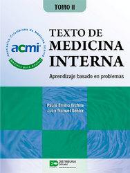 Texto de Medicina interna. Aprendizaje basado en problemas- Tomo II