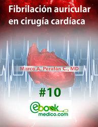 Fibrilación auricular en cirugía cardíaca No 10