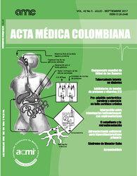 (COLOMBIA-ACMI) Revista Acta Médica Colombiana 2017 Vol. 42 No 3