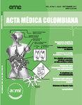 Vol. 42 No 3. Revista Acta Médica Colombiana 2017 (COLOMBIA-ACMI)