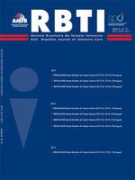 (BRASIL-AMIB) Revista Brasileira de Terapia Intensiva 2013 - 2014 - 2015 - 2016 - 2017 (Ingles)