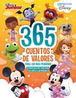 365 Cuentos de valores para los más pequeños