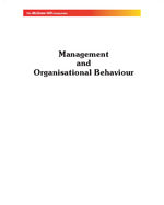 Cover image of Management and Organization Behaviour