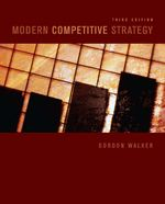 Cover image of Modern Competitive Strategy