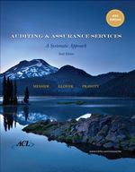 Cover image of Auditing and Assurance Services